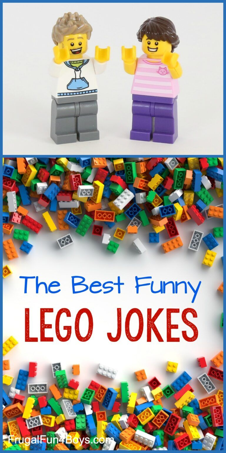 Funny Lego Jokes For Kids Frugal Fun For Boys And Girls Lego Jokes Jokes For Kids Lego Activities