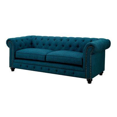 Superieur Hokku Designs Cedric Tufted Sofa U0026 Reviews | Wayfair