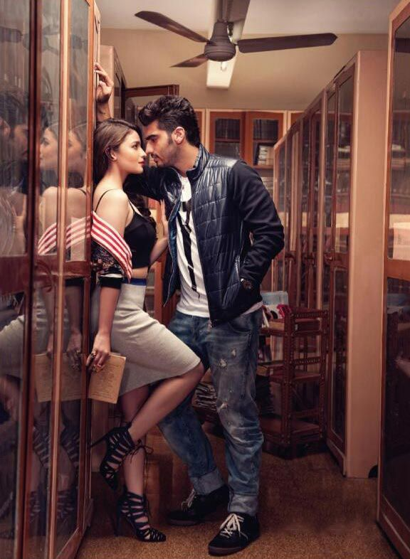 Arjun Kapoor And Alia Bhatt Couple Photography Poses Photoshoot