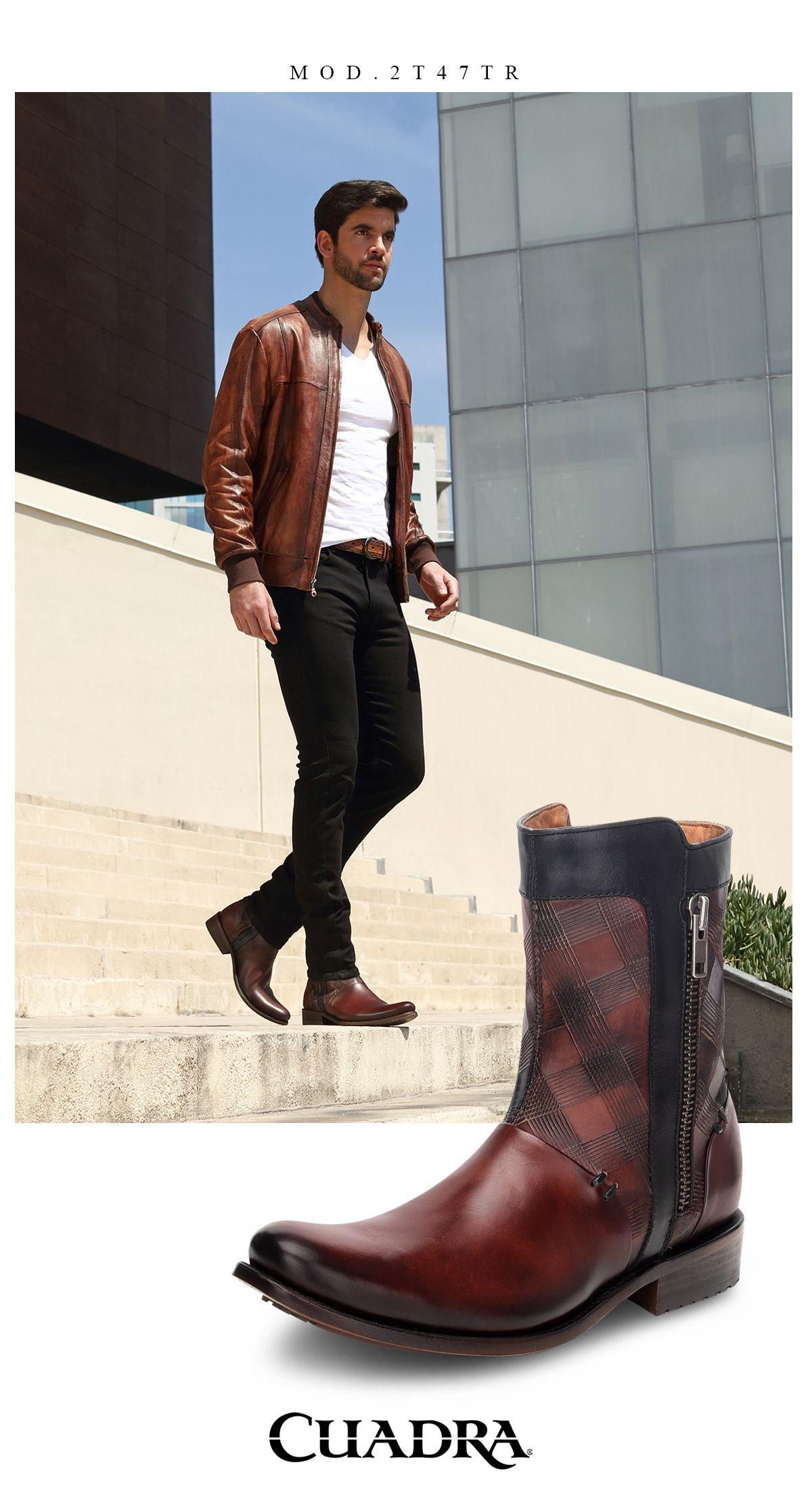 Un modelo para tu día a día.  menstyle  hombre  botas  estilo ... 92638256da6c