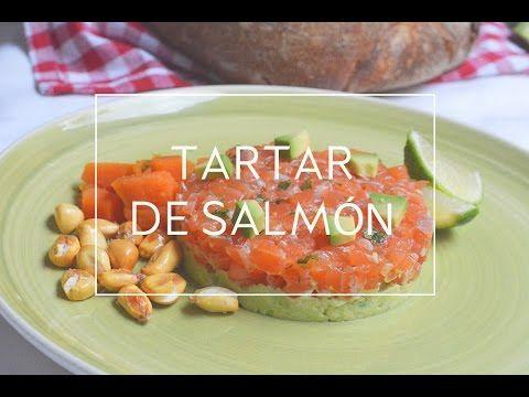COMO HACER TARTAR DE SALMÓN  | Las María Cocinillas | Las maría cocinillas