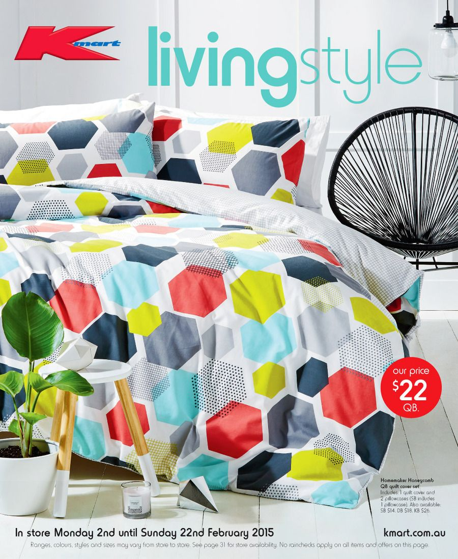 03f0b7a28 Kmart Catalogue online home products February range is available for  browse. View all of the