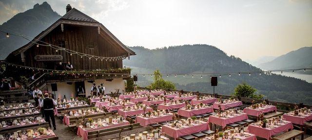 Aussergewohnliche Partylocation Fur Feiern Nahe Salzburg