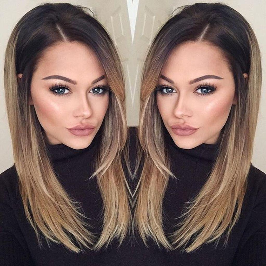 Sonbaharın Trend Düz Saç Modelleri