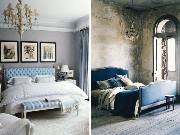 Pin de Stephanie Takacs en Bedroom • Blue Bliss | Pinterest