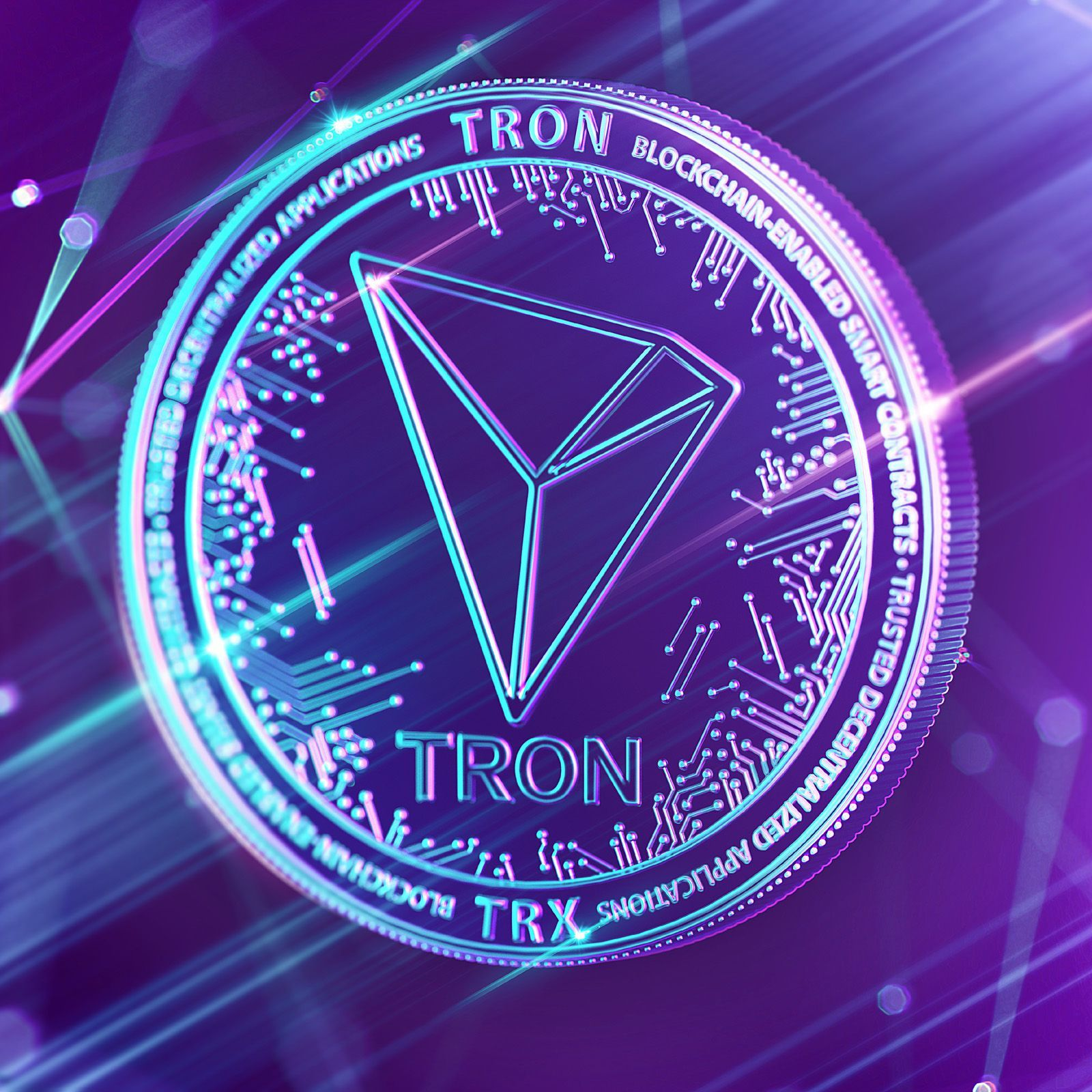 mining tron cryptocurrency