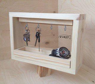 FISH wood |Изделия из дерева, декор, игрушки| | Аксессуары ...