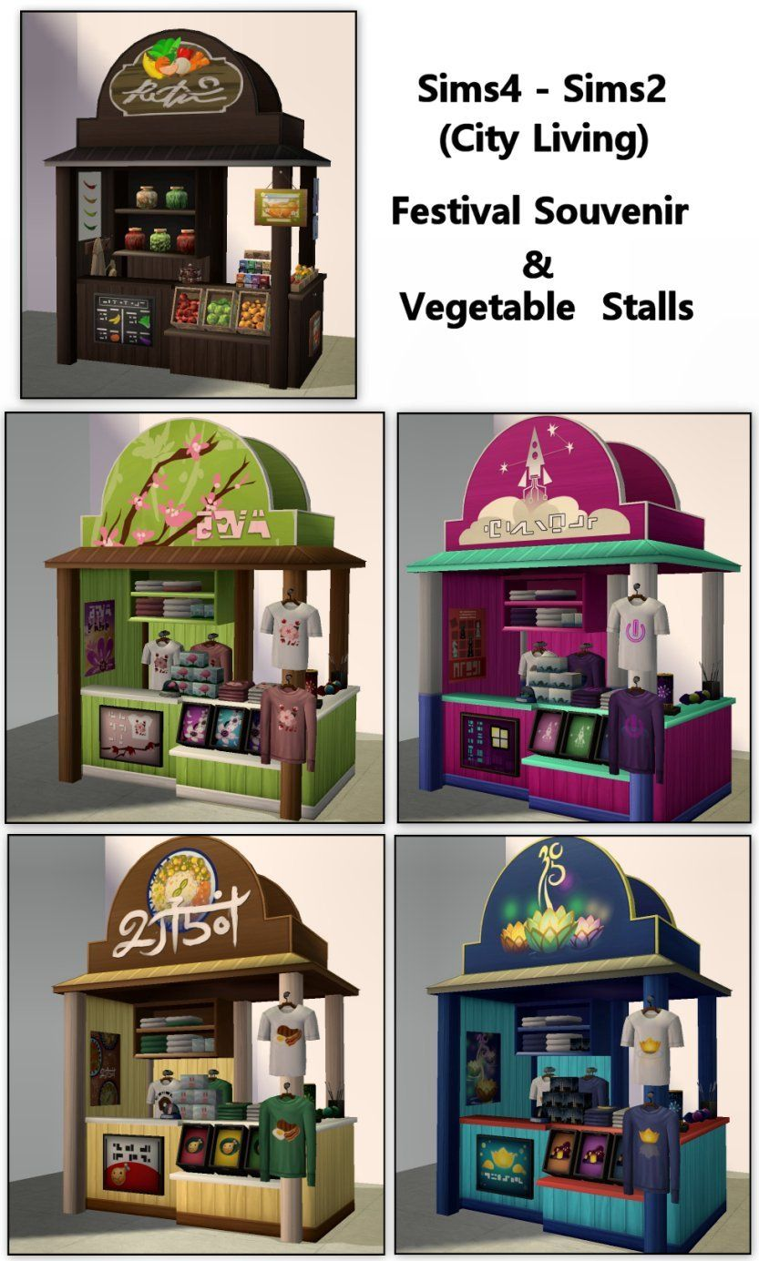 Dee S Sims2 Stuff Sims 4 City Living City Living Sims 2