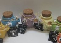 Bomboniere Matrimonio Kharma.Barattolo Portaconfetti Kharma Living Ceramica Bomboniere Per
