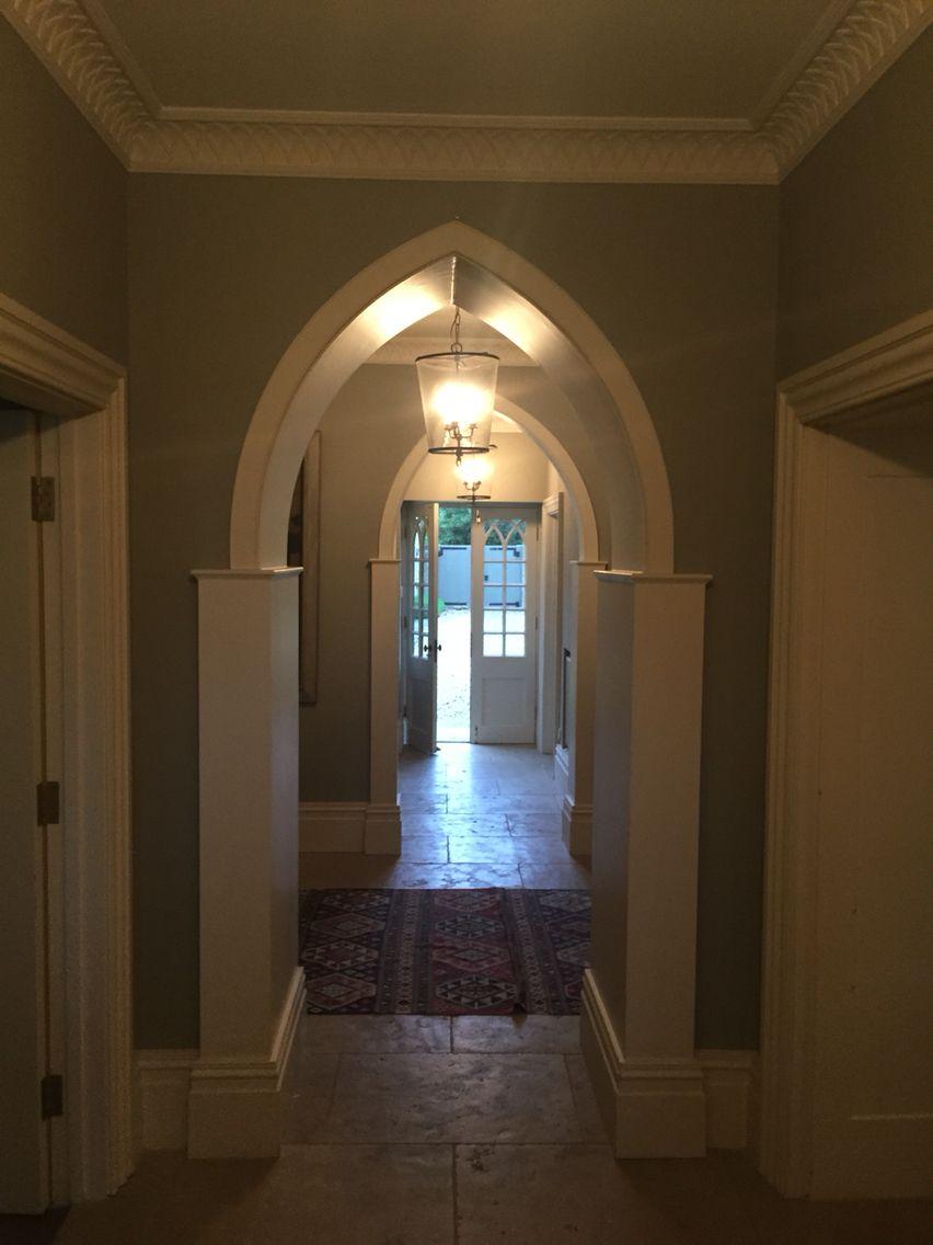 Narrow hallway lighting ideas  Pin by Samantha Corsellis on Entrance hall  Pinterest  Entrance