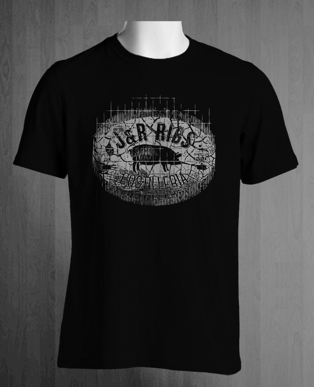 Shirt design pinterest - T Shirt Design By Adrian For Restaurant Needs Attractive T Shirt Design Design