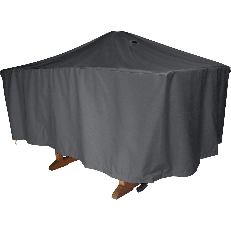 Housse De Protection Pour Table Naterial L 170 X L 110 X H 60 Cm