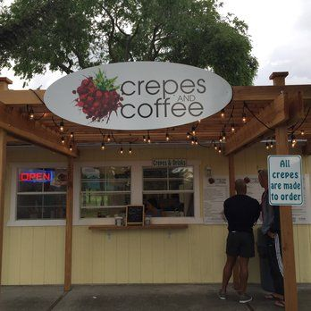 Crepes Coffee Garden City Ut United States With Images