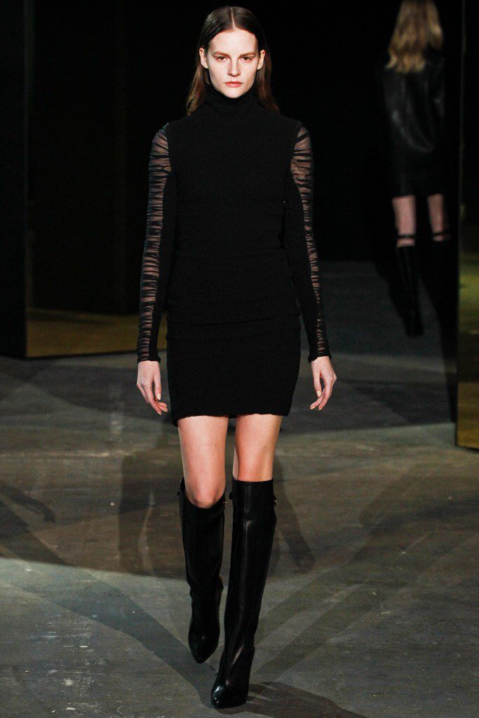 Alexander Wang Fall 2012 Ready-to-Wear Fashion Show Collection