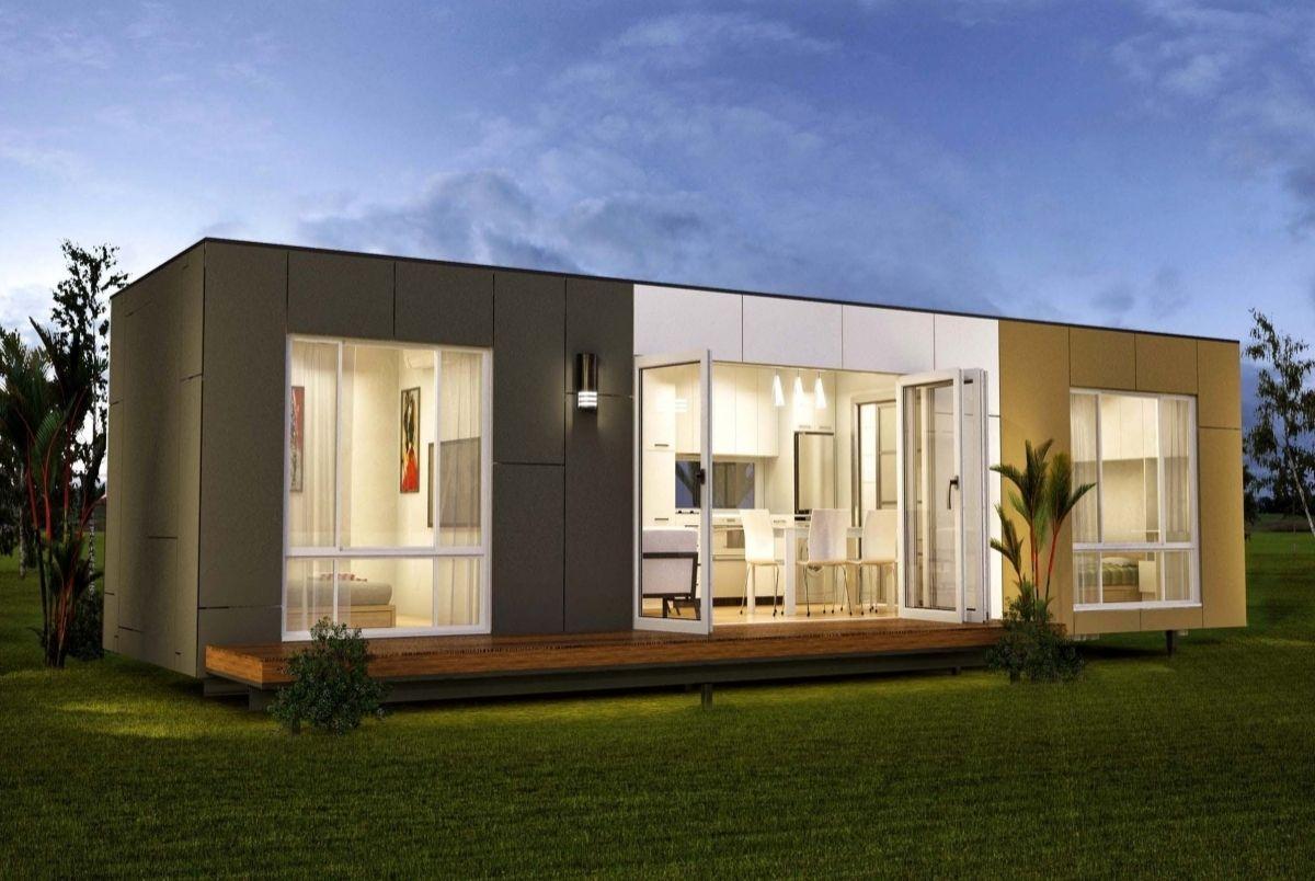 Versand Container Häuser Preispläne (mit Bildern