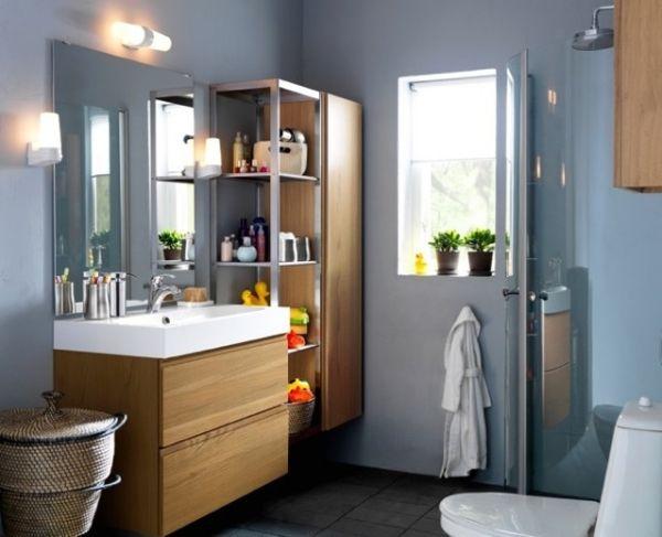 Badezimmer komplettset ~ Ikea möbel badezimmer set einrichtung bathroom design