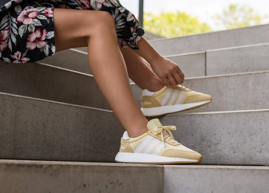 93776d8f3d36ab adidas I-5923 W (Clear Yellow   Ftwr White   Gum) in 2019