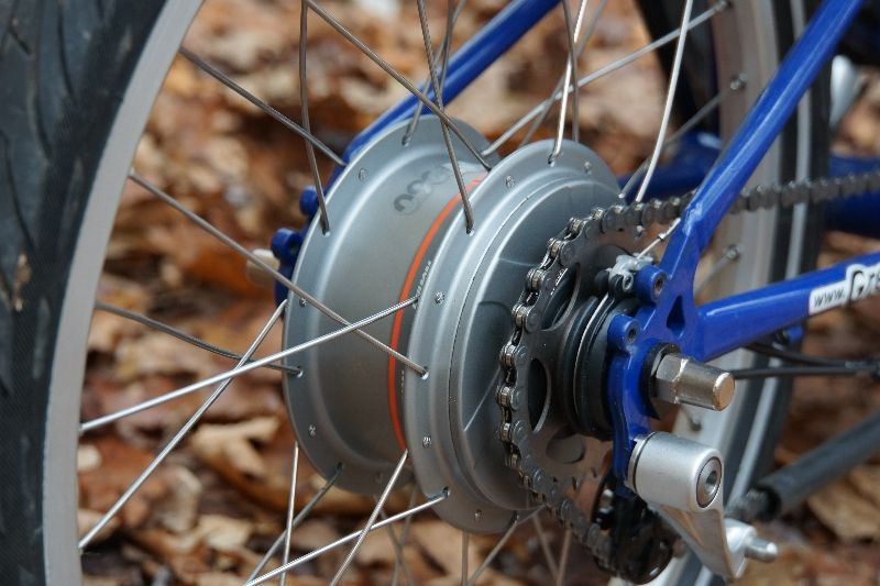 Review Of The Nuvinci N360 Hub On A Greenspeed Recumbent Trike