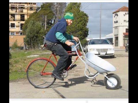 Las Bicicletas Mas extrañas y Divertidas de todos los tiempos