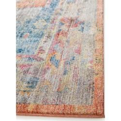 Photo of benuta Trends Teppich Tara Multicolor/Orange 200×290 cm – Vintage Teppich im Used-Lookbenuta.de