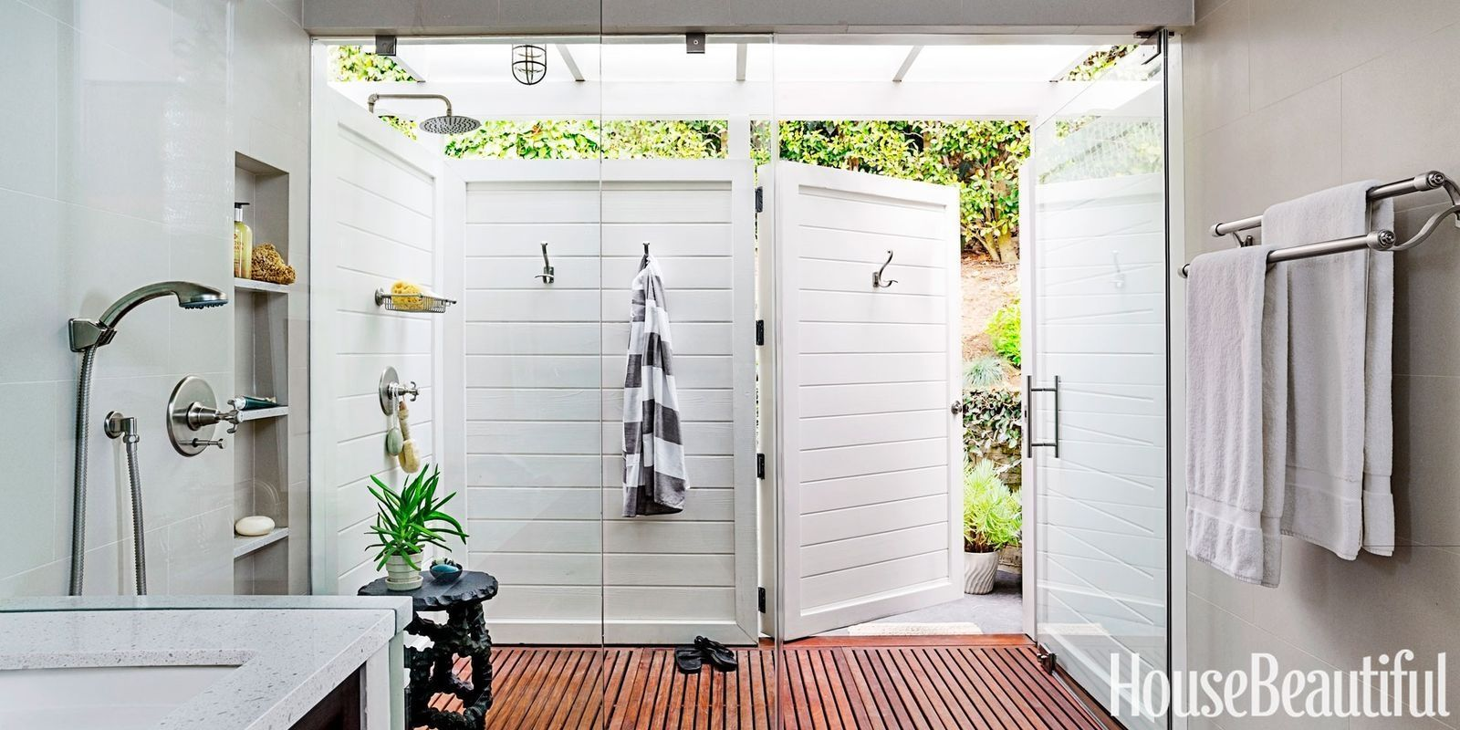 John De Bastiani on Designing the Ultimate Indoor-Outdoor Bathroom ...