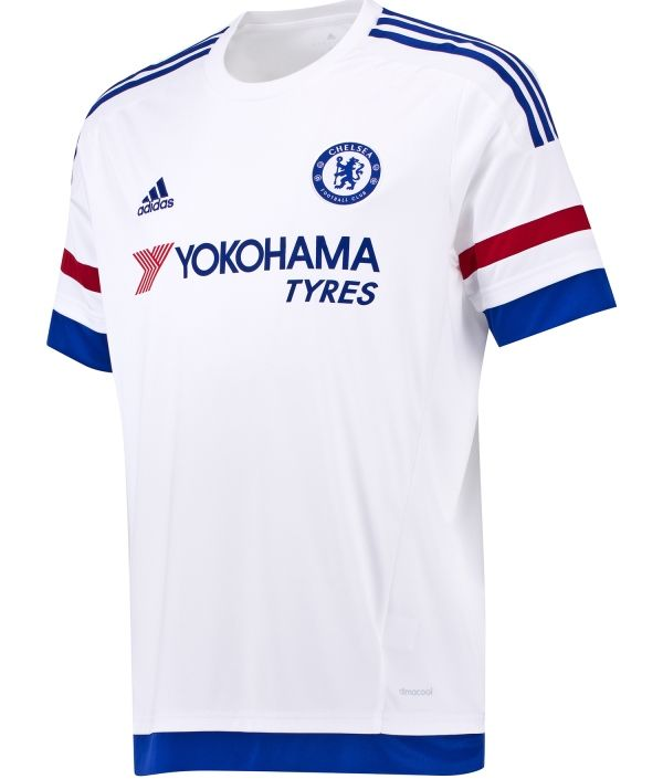 9e8ffaa22dc This is the new Chelsea away kit 2015/2016, Chelsea FC's new alternate  strip for the upcoming Premier League season. The new Blues away top was  officially ...