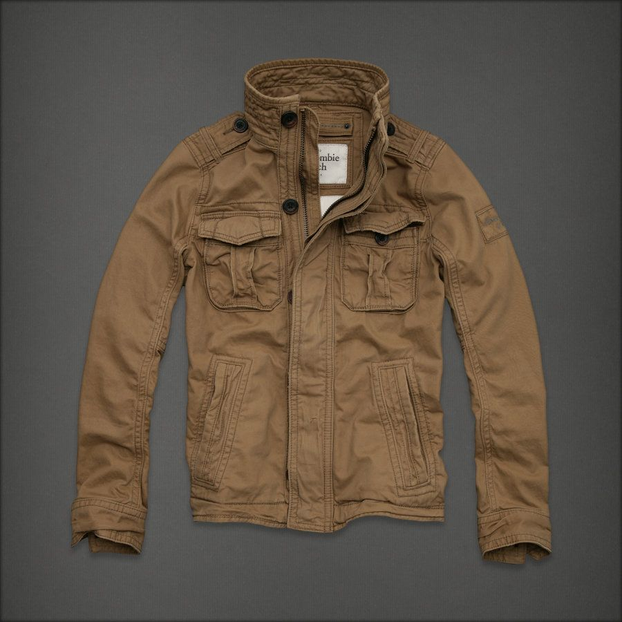 c061203532ad Abercrombie   Fitch Douglass Sawteeth Mountain Jacket   Clothing ...