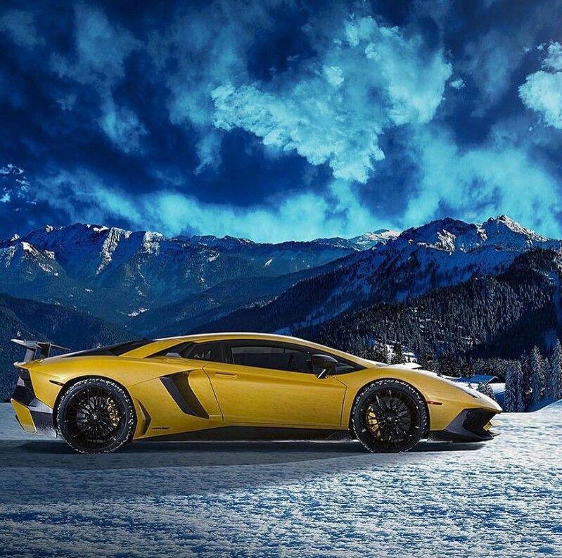 Sports Cars Lamborghini Aventador Sv: Things That Fly/float /goes