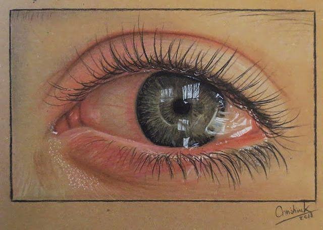 Dibujos y pinturas tan realistas como fotografías :O
