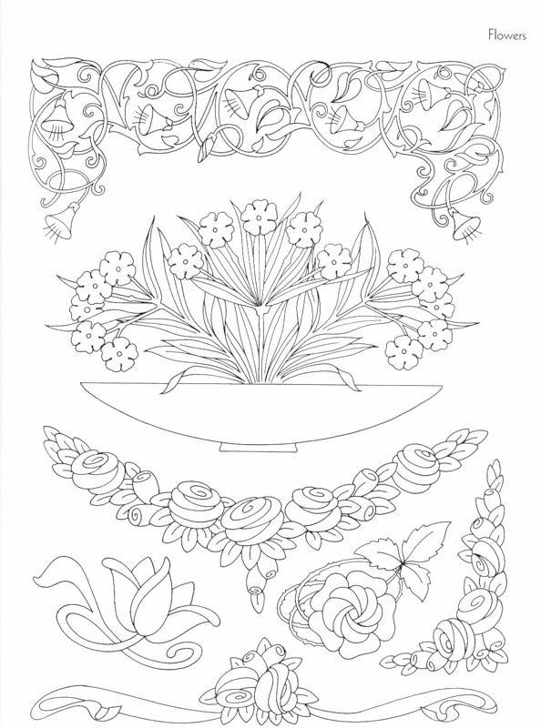 """Photo From Album """"Art Nouveau Designs"""" On"""