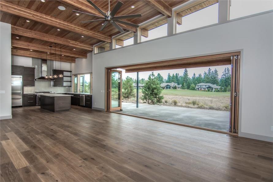 202-1022: Home Interior Photograph-Great Room #remodelingorroomdesign