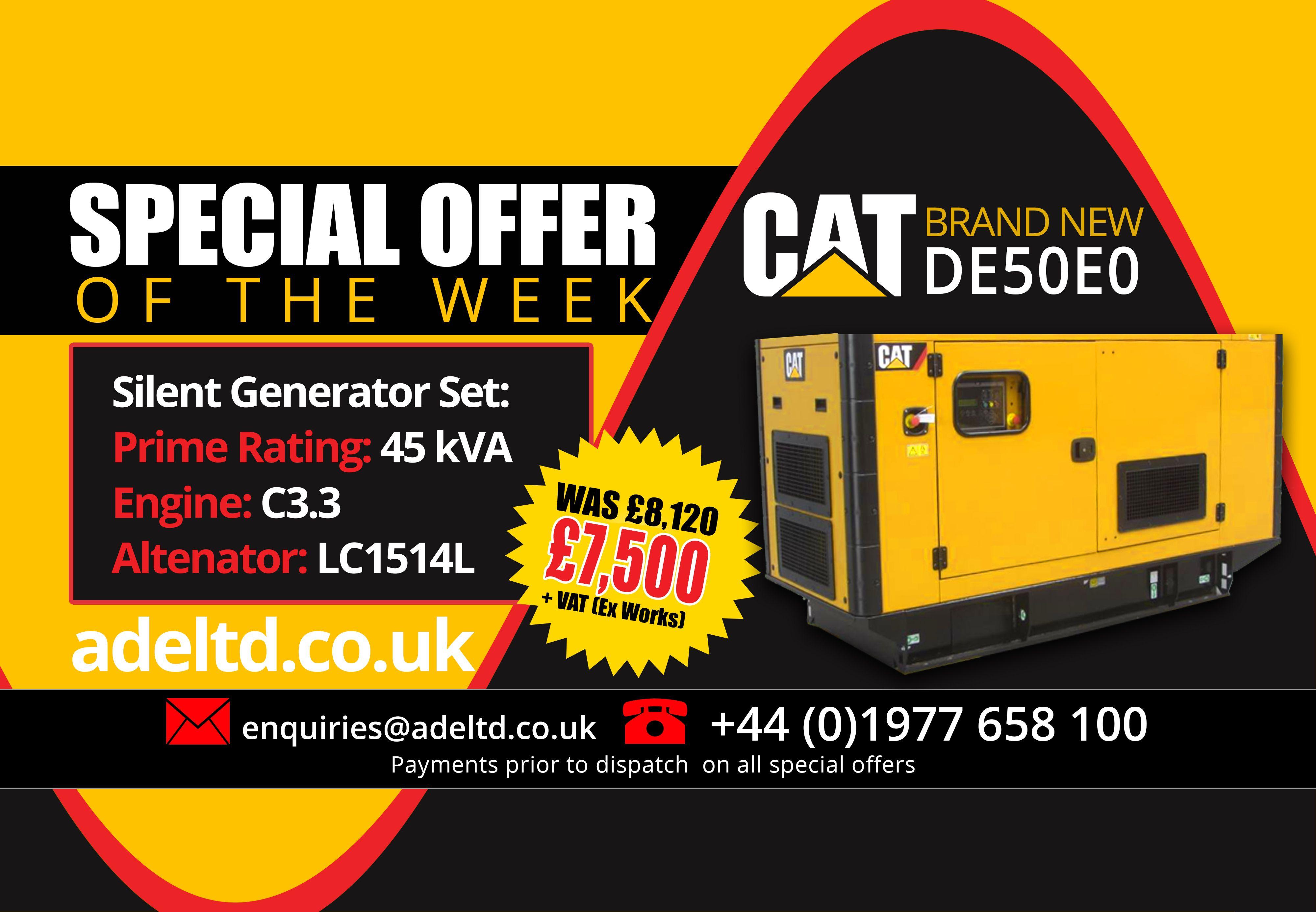 Diesel Generator Supplier UK | Agriculture | Generator price