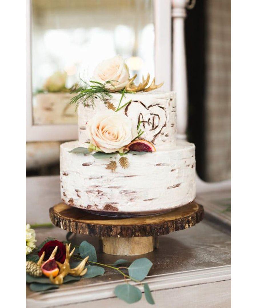 Rustic Weddings On Pinterest With Images Wedding Cake Bride