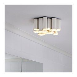 Ikea Us Furniture And Home Furnishings Bathroom Light Fittings Bathroom Ceiling Light Ikea Bathroom Lighting