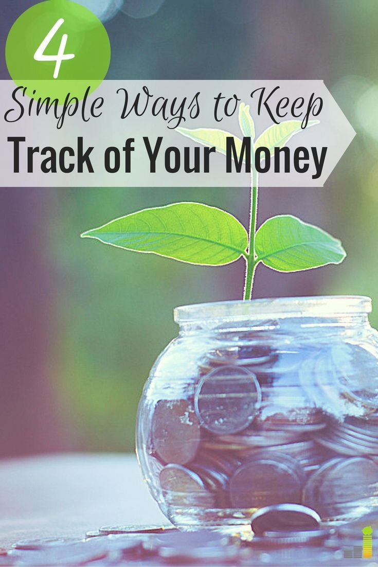 4 Simple Ways To Keep Track Of Your Money Investing Stock Options Trading Money