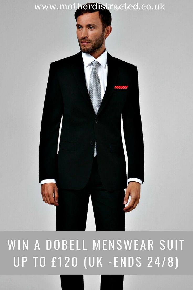 Dress For Success u Win A Suit From Dobell Menswear  Pinterest