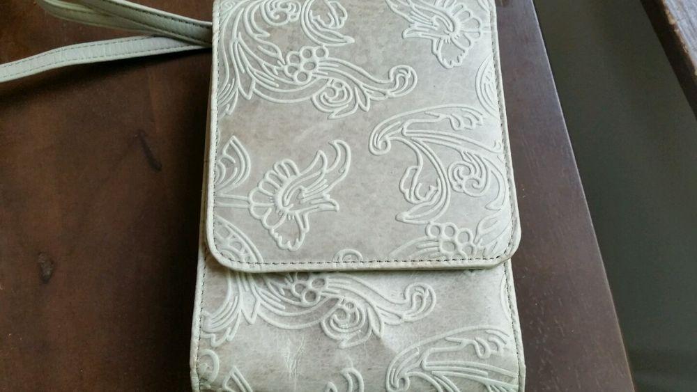 For Sale! Cute little purse! Sholder bag cross body purse travel purse baige gray