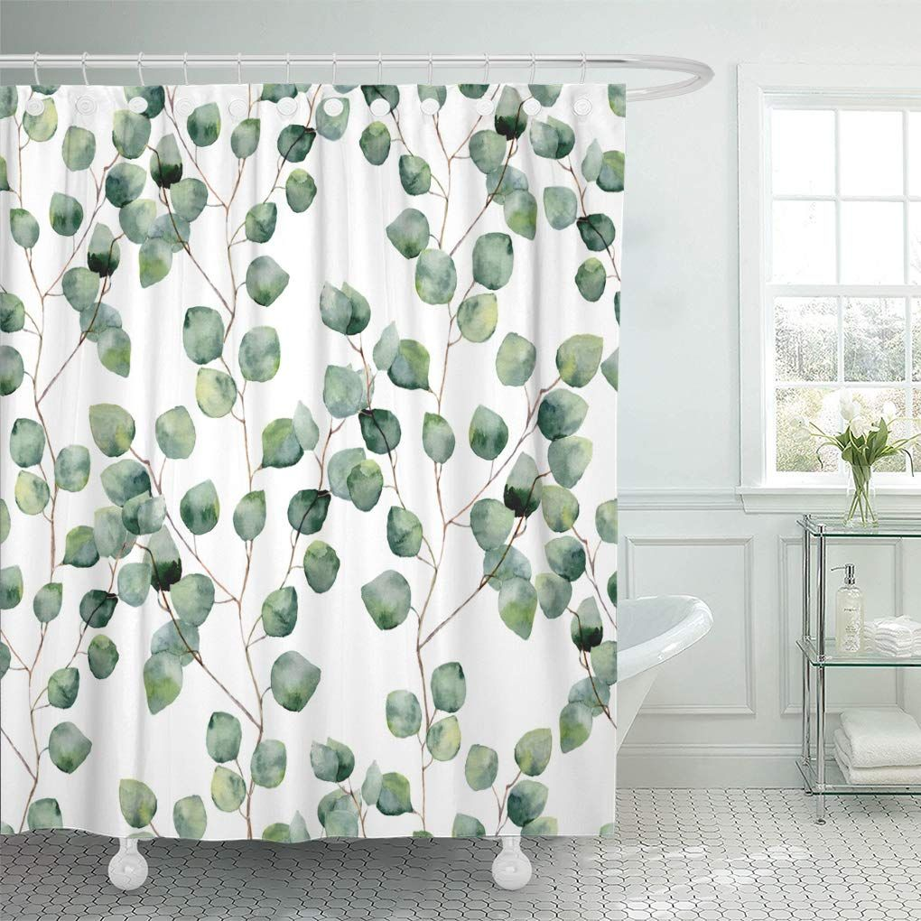 Home In 2020 Funny Shower Curtains Green Shower Curtains
