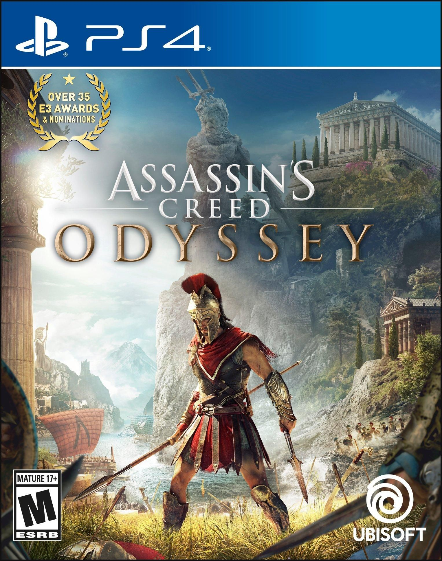 Assassin S Creed Odysseyplaystation 4 Gamestop Assassins Creed Odyssey Assassin S Creed Assassins Creed