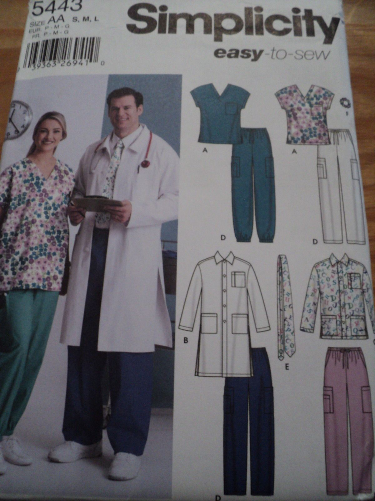 How to sew a beautician: patterns, photos, recommendations for sewing 31