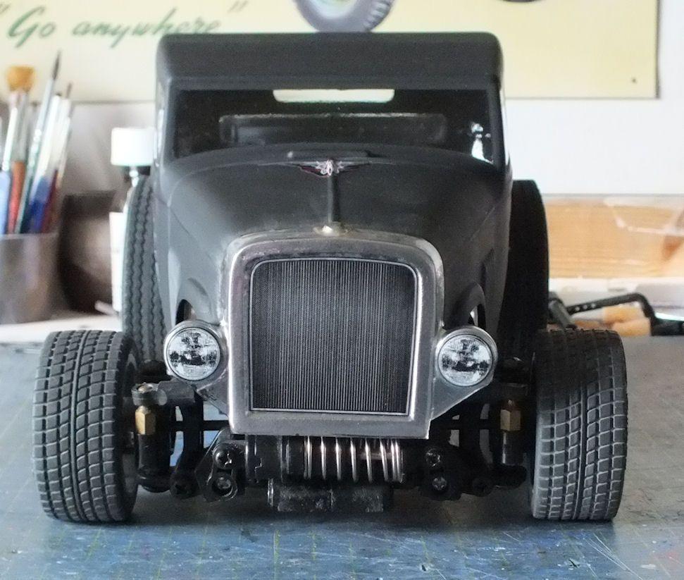 tamiya m chassis hotrod rc geek antique cars rc cars. Black Bedroom Furniture Sets. Home Design Ideas