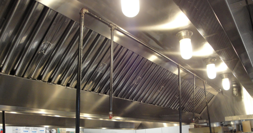 Kitchen Exhaust Hood Duct Installation Cost In 2020 Kitchen Exhaust Exhaust Hood
