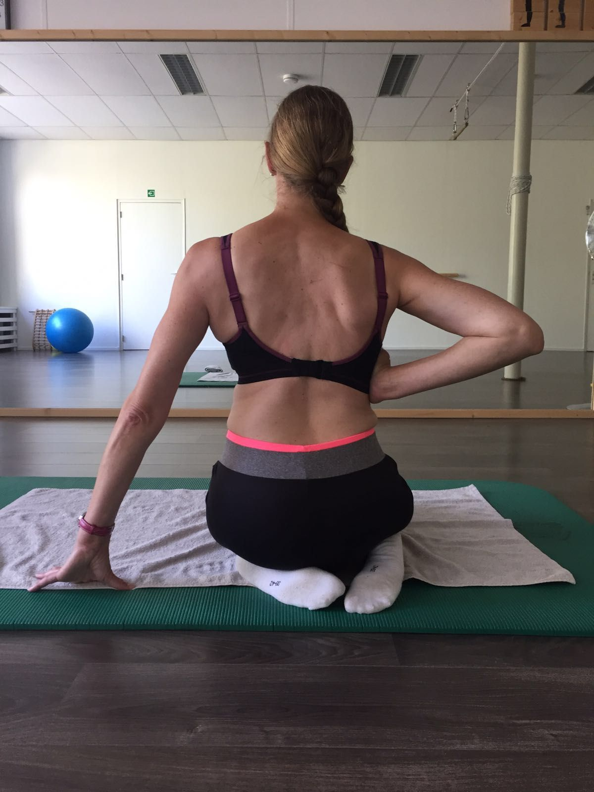 Scoliosis From 60 Degrees Corrected By Schroth Scoliosis Exercises Scoliosis Shiatsu Massage
