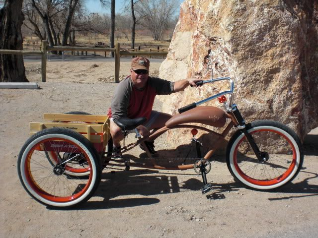 Custom Trike Trike Bicycle Three Wheel Bicycle Trike