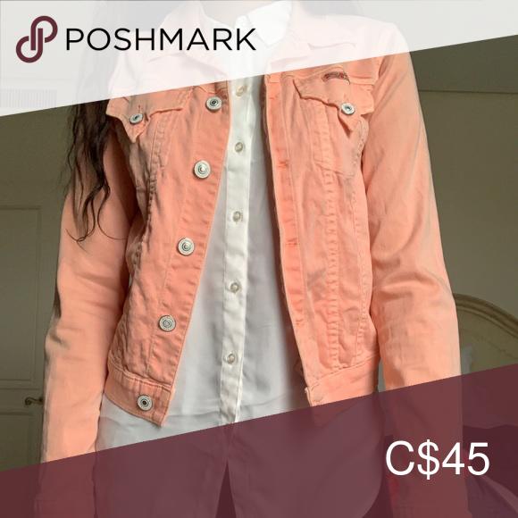 Denim jacket   Denim jacket, Jackets for women, Jean coat