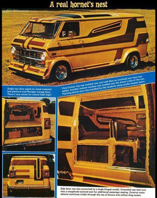 Pin By Norbert Hehtke On Cool Vans Custom Vans Cool Vans Ford Van