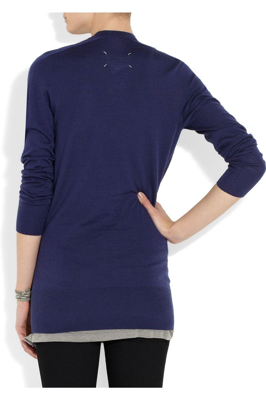 Maison Martin Margiela|Cashmere sweater|NET-A-PORTER.COM