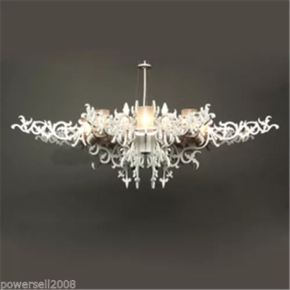 Erich Ginder Mansion Chandelier On The