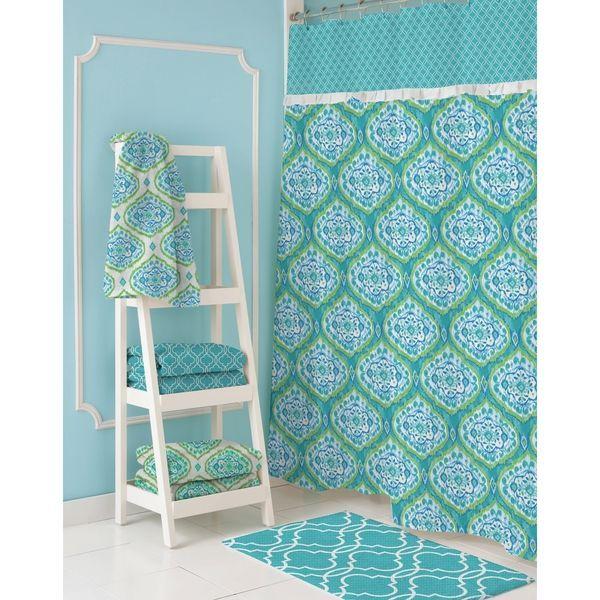 Dena Home Tangier Shower Curtain Overstock Shopping