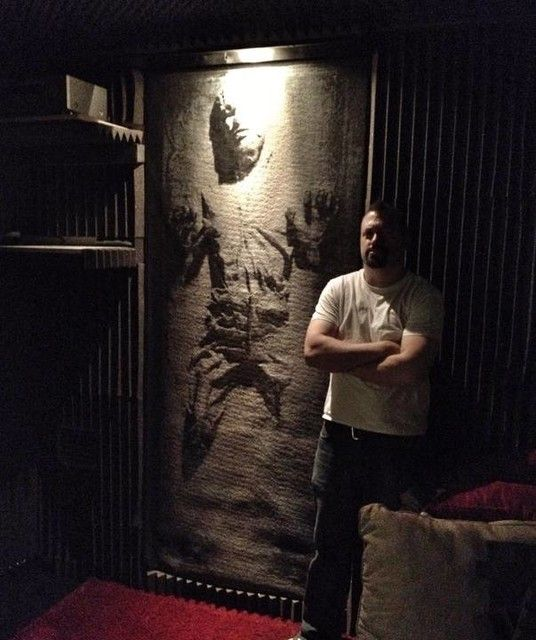 Now This Is How You Do The Han Solo Carbonite Rug Justice
